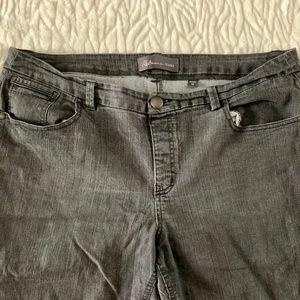 🛍 2 for $40 🛍 Reitman Black Straight Leg Jeans